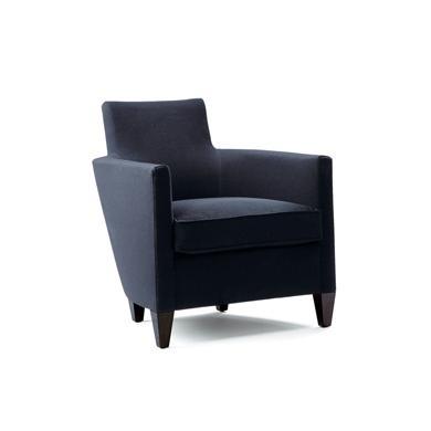 Hutton Club Chair - на 360.ru: цены, описание, характеристики, где купить в Москве.