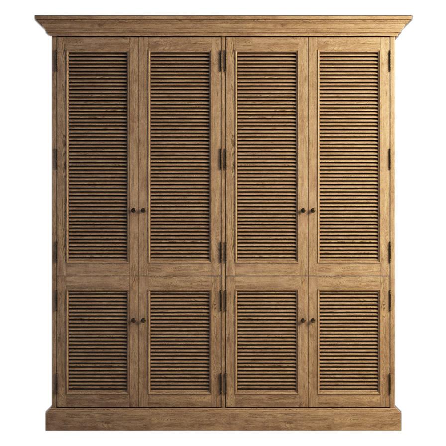 Шкафы в стиле кантри фото