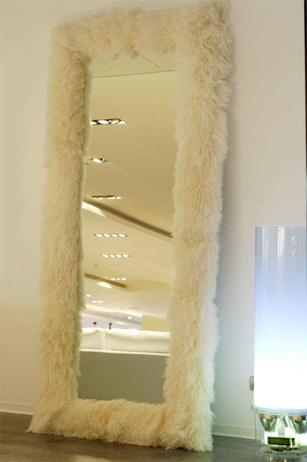 Зеркало (тибетская овчина Sweet Lamb) - на 360.ru: цены, описание, характеристики, где купить в Москве.