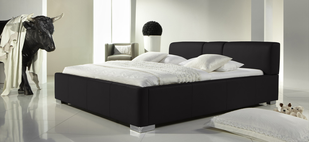 Genuine leather bed_2 - на 360.ru: цены, описание, характеристики, где купить в Москве.