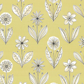  50s Line Papers Florette Acid Drop,  Little Greene   &laquo;&raquo;  360.ru
