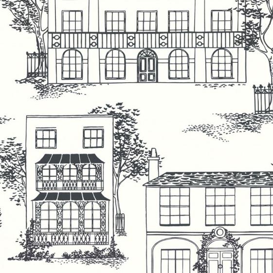 50s Line Papers Hampstead Ink - на 360.ru: цены, описание, характеристики, где купить в Москве.