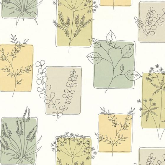 50s Line Papers Herbes Spring - на 360.ru: цены, описание, характеристики, где купить в Москве.