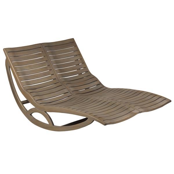22044 Garden double chaise - на 360.ru: цены, описание, характеристики, где купить в Москве.