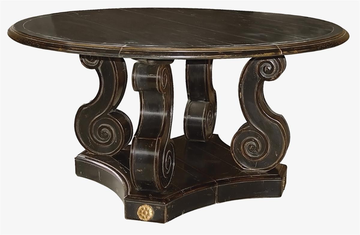 """707B ROUND """"Baroque"""" TABLE 02 - на 360.ru: цены, описание, характеристики, где купить в Москве."""