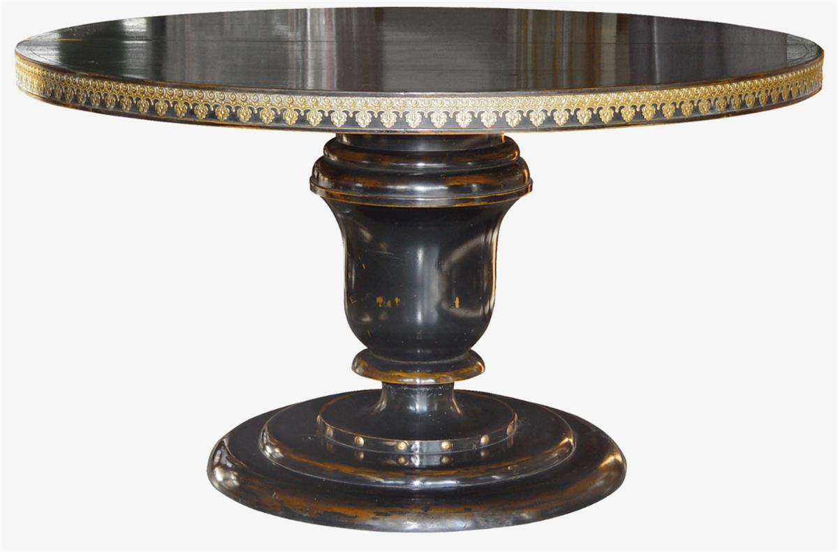 721B XIX CENTURY ROUND TABLE 02 - на 360.ru: цены, описание, характеристики, где купить в Москве.