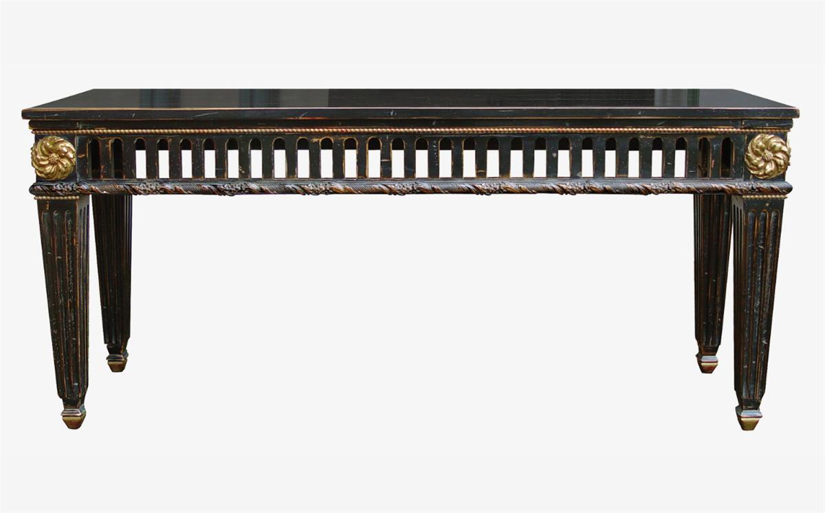 """694B NAPOLEON III """"Eugénie"""" CONSOLE TABLE 01 - на 360.ru: цены, описание, характеристики, где купить в Москве."""