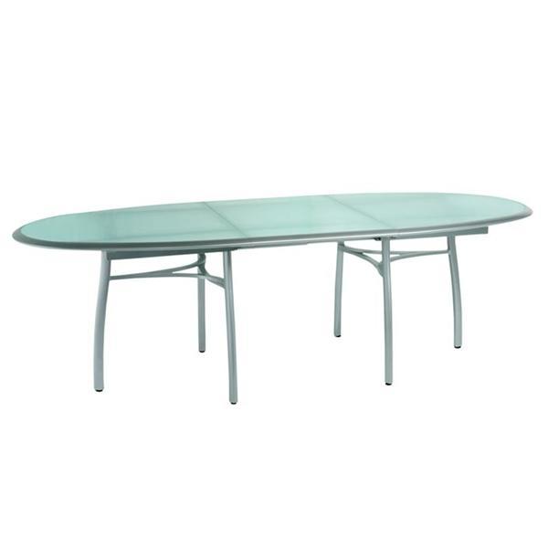 Oval Dining Table with Extension Leaf - на 360.ru: цены, описание, характеристики, где купить в Москве.