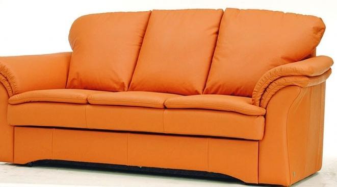 Диван Оранжевый
