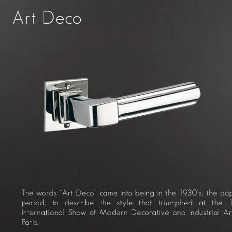 Art Deco handle 01 - на 360.ru: цены, описание, характеристики, где купить в Москве.