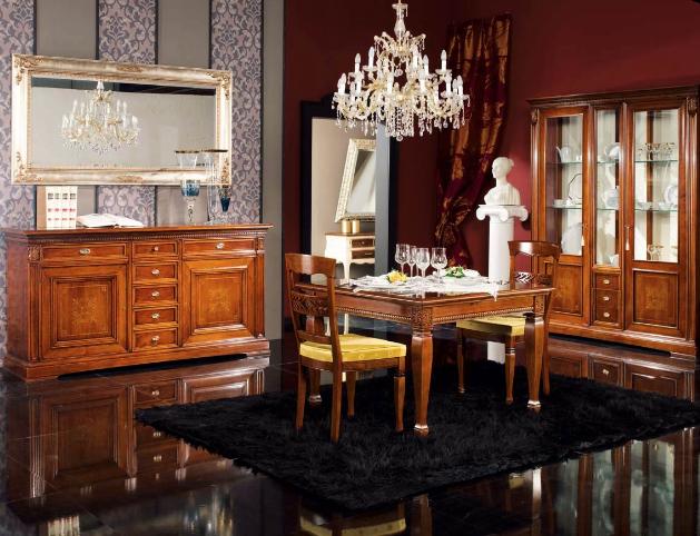 Etrusca Dining room_01 - на 360.ru: цены, описание, характеристики, где купить в Москве.