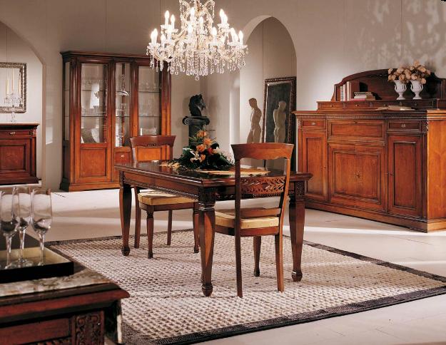 Etrusca Dining room_03 - на 360.ru: цены, описание, характеристики, где купить в Москве.
