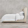 Churchill fabric sleigh bed - на 360.ru: цены, описание, характеристики, где купить в Москве.