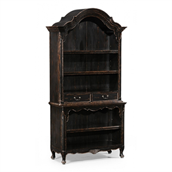 493894 Black French Country Dresser