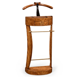 494296 Valet stand with collar & tie