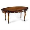 492045 French style oval coffee table - на 360.ru: цены, описание, характеристики, где купить в Москве.