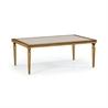 494063 Italian Gilt Rectangular Coffee Table - на 360.ru: цены, описание, характеристики, где купить в Москве.