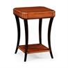 494033 Deco Square Side Table (Satin) - на 360.ru: цены, описание, характеристики, где купить в Москве.