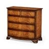 493973 Crotch Walnut Bedside Chest of Drawers - на 360.ru: цены, описание, характеристики, где купить в Москве.