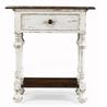 493724 Rub-through Side Table (Off-white) - на 360.ru: цены, описание, характеристики, где купить в Москве.