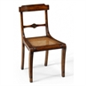 492308 Regency Walnut Side Chair with Caned Seat - на 360.ru: цены, описание, характеристики, где купить в Москве.