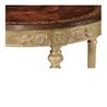 493526 Napoleon III Gilt Demilune Console - на 360.ru: цены, описание, характеристики, где купить в Москве.