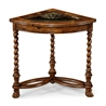 493499 Oyster & Églomisé Corner Table - на 360.ru: цены, описание, характеристики, где купить в Москве.