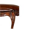 492812 Long French Provincial Walnut Footstool Leather - на 360.ru: цены, описание, характеристики, где купить в Москве.