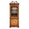 492817 Satinwood Glazed Corner Cabinet - на 360.ru: цены, описание, характеристики, где купить в Москве.