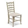 493267 Grey Painted Ladder Back Chair (Side) - на 360.ru: цены, описание, характеристики, где купить в Москве.