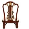 492836 Neo-classical Gilded Lyre Back Dining Chair (Side) - на 360.ru: цены, описание, характеристики, где купить в Москве.