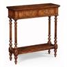 493143 Narrow Walnut Console Table (Small) - на 360.ru: цены, описание, характеристики, где купить в Москве.