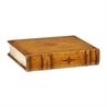 492896 Leather Faux Book Box - на 360.ru: цены, описание, характеристики, где купить в Москве.
