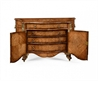 494374 Chippendale Style Inlaid Cabinet Chest of Drawers - на 360.ru: цены, описание, характеристики, где купить в Москве.