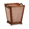 493985 French style caned waste basket - на 360.ru: цены, описание, характеристики, где купить в Москве.