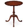492517 Piecrust Lamp Table - на 360.ru: цены, описание, характеристики, где купить в Москве.