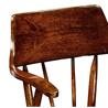 492783 Walnut Smokers Chair with Webbed Leather Seat (Arm) - на 360.ru: цены, описание, характеристики, где купить в Москве.