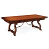 492877 Spanish draw leaf dining table - на 360.ru: цены, описание, характеристики, где купить в Москве.
