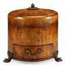 492979 Round masur birch jewellery box - на 360.ru: цены, описание, характеристики, где купить в Москве.