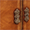 493087 Walnut double serpentine sideboard - на 360.ru: цены, описание, характеристики, где купить в Москве.