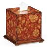 493966 Chinoiserie tissue box (Red) - на 360.ru: цены, описание, характеристики, где купить в Москве.
