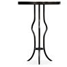 494077-B Églomisé & bronze iron round wine table - на 360.ru: цены, описание, характеристики, где купить в Москве.