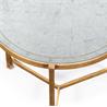 494140-G Églomisé & gilded iron lamp table (large) - на 360.ru: цены, описание, характеристики, где купить в Москве.