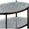494174-B Églomisé & bronze iron table (Small) - на 360.ru: цены, описание, характеристики, где купить в Москве.