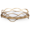 494249-G Églomisé & gilded circular tray - на 360.ru: цены, описание, характеристики, где купить в Москве.