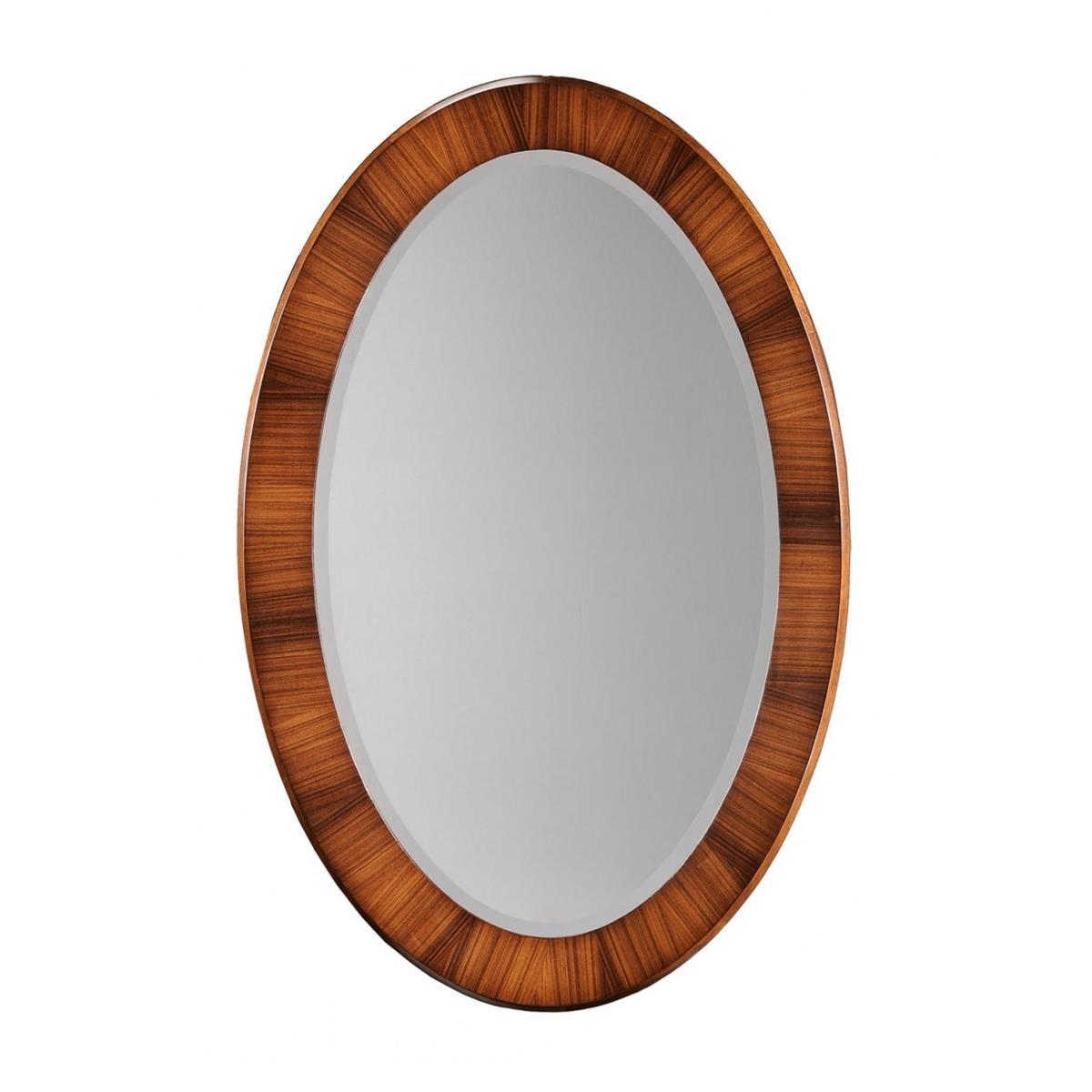 494073 Santos Rosewood Oval Mirror (Satin) - на 360.ru: цены, описание, характеристики, где купить в Москве.