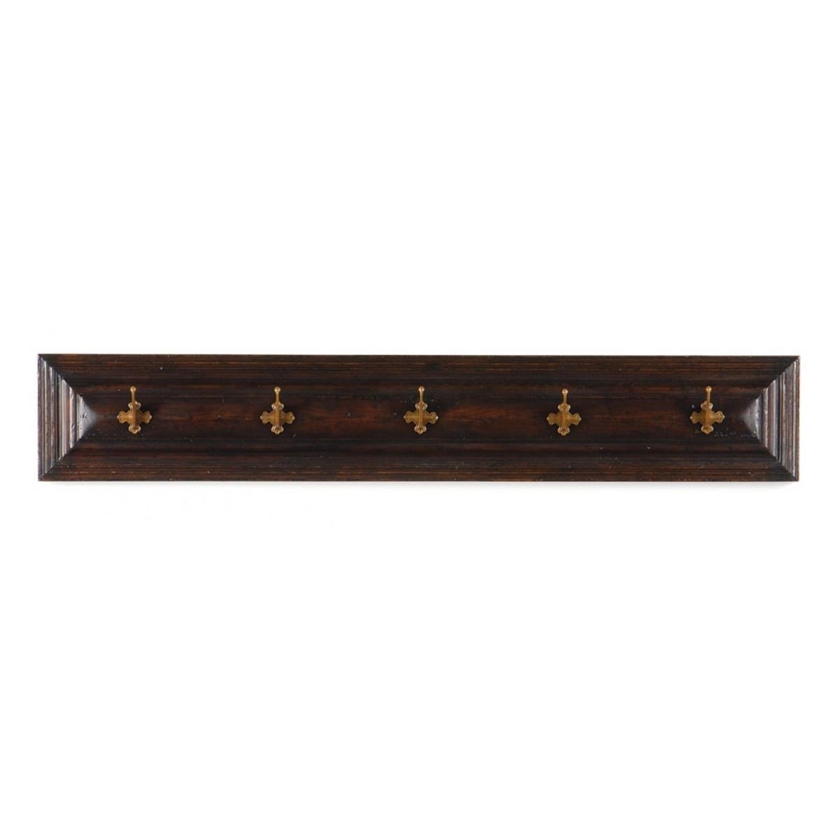 493318 Oak Wall Mounted Coat Hanger - на 360.ru: цены, описание, характеристики, где купить в Москве.