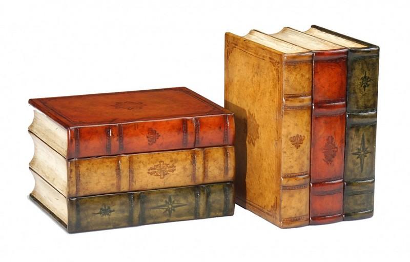 492895 Faux Book Bookends - на 360.ru: цены, описание, характеристики, где купить в Москве.