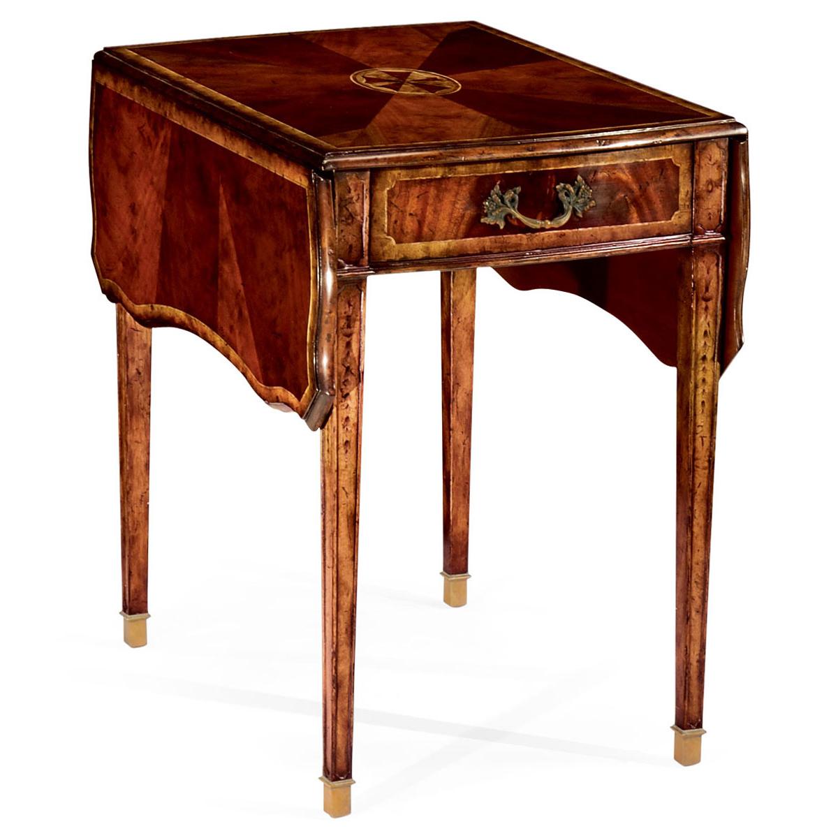 492603 Regency mahogany pembroke table - на 360.ru: цены, описание, характеристики, где купить в Москве.