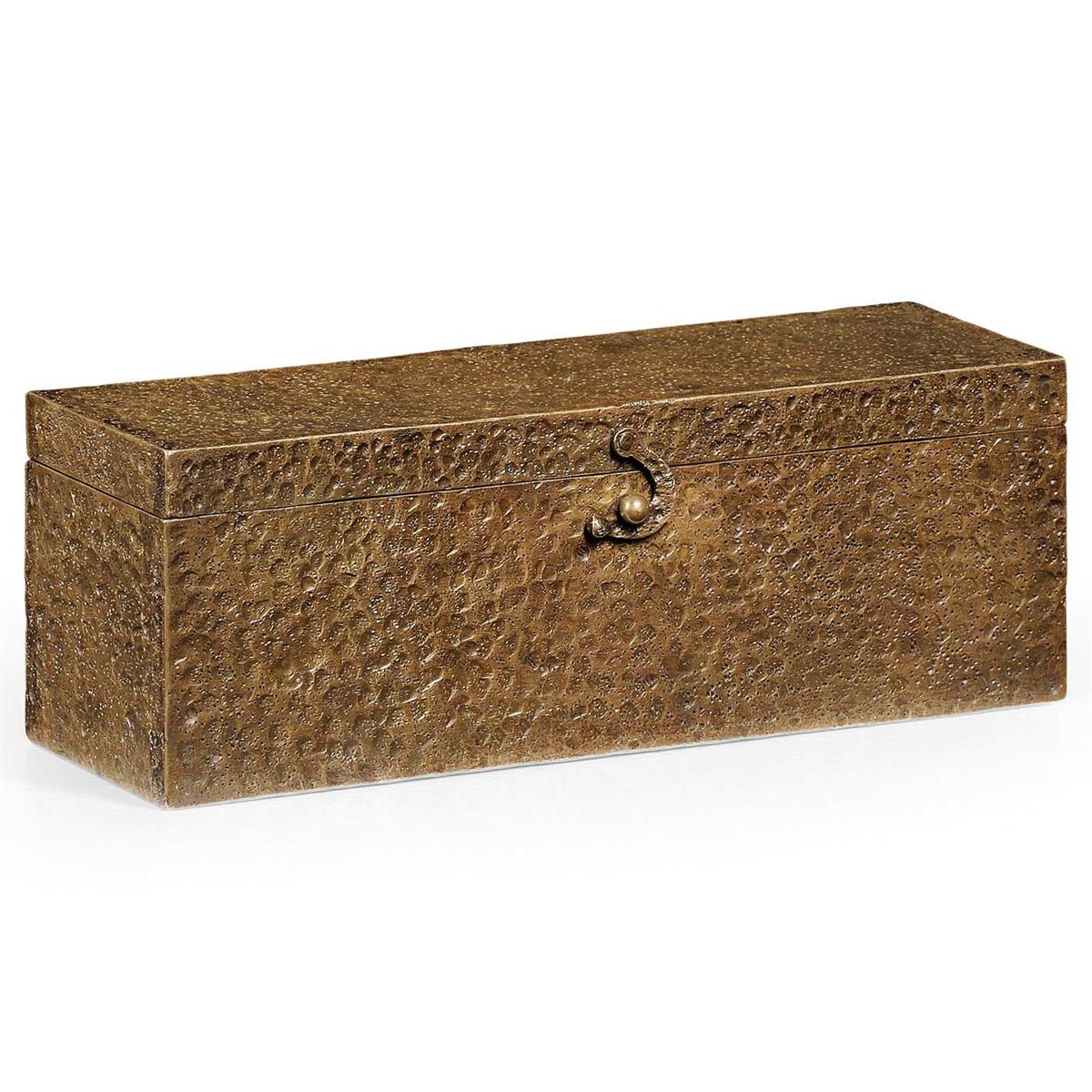 494291 Rectangular hand hammered brass box - на 360.ru: цены, описание, характеристики, где купить в Москве.